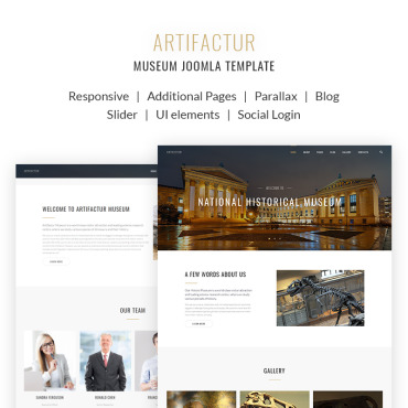 Website Template № 67613