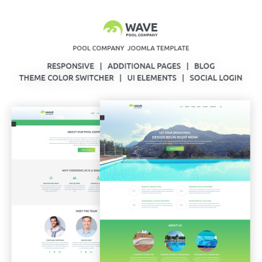 Website Template № 67795