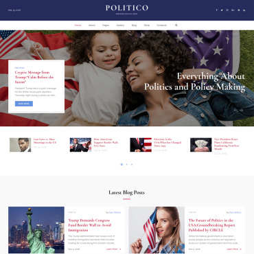 Website Template № 67813