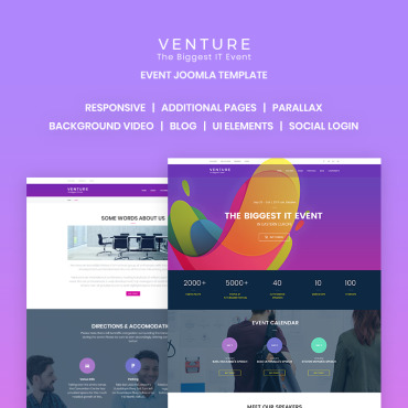 Website Template № 67820
