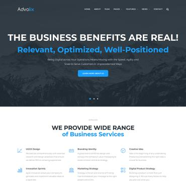 Website Template № 67851