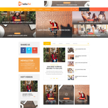 Website Template № 67870