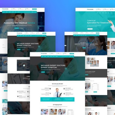 Website Template № 67928