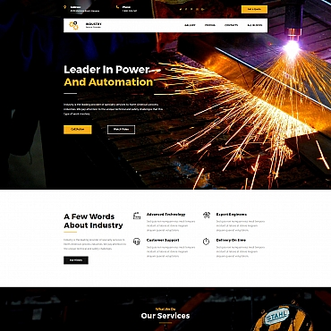 Website Template № 67957