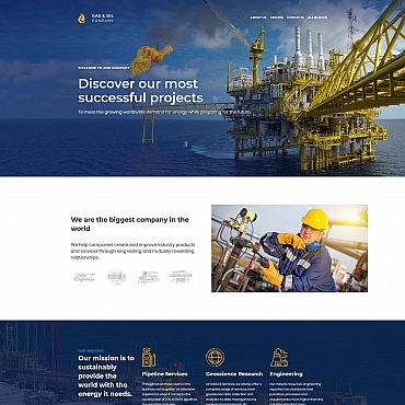 Website Template № 67969