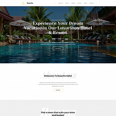 Website Template № 67976