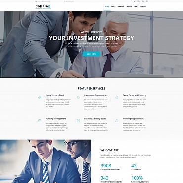 Website Template № 67978