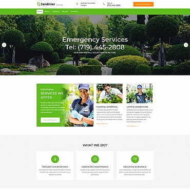 Website Template № 67984