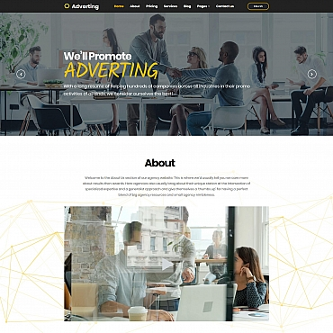 Website Template № 67991