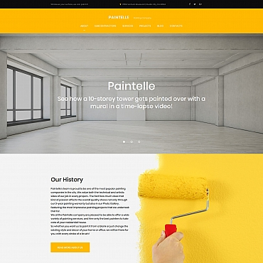 Website Template № 67997
