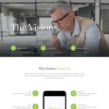 Website Template № 68085