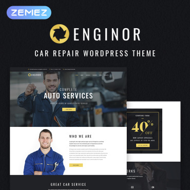 Website Template № 68086
