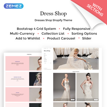 Website Template № 68113