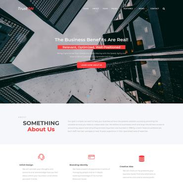 Website Template № 68142