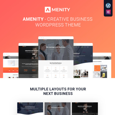 Website Template № 68145