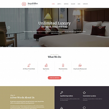 Website Template № 68160