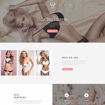 Website Template № 68164
