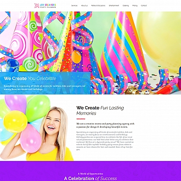 Website Template № 68188