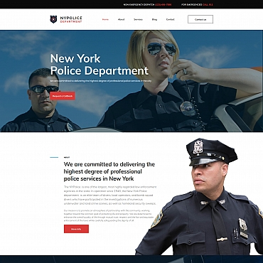 Website Template № 68189