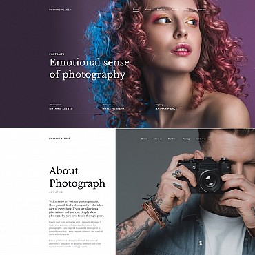 Website Template № 68199