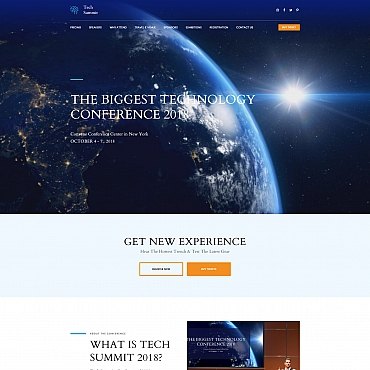 Website Template № 68207