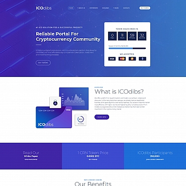 Website Template № 68208