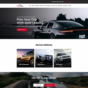 Website Template № 68211