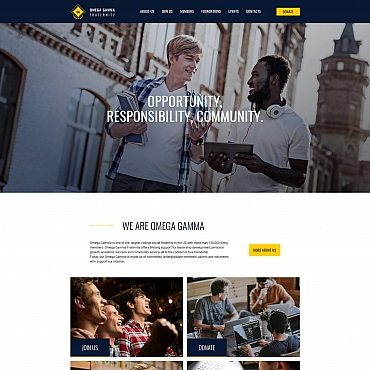Website Template № 68214