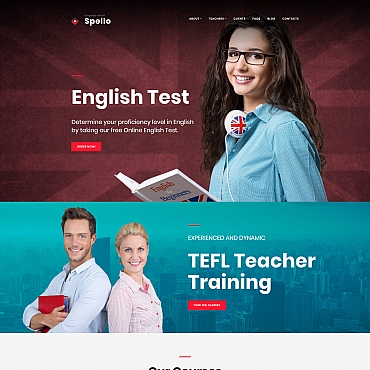 Website Template № 68241
