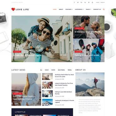 Website Template № 68261