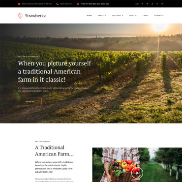 Website Template № 68283