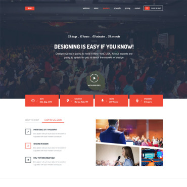 Website Template № 68298