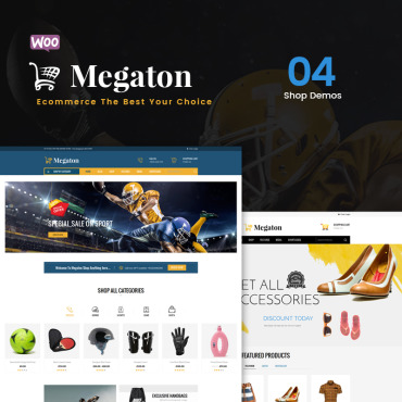 Website Template № 68301