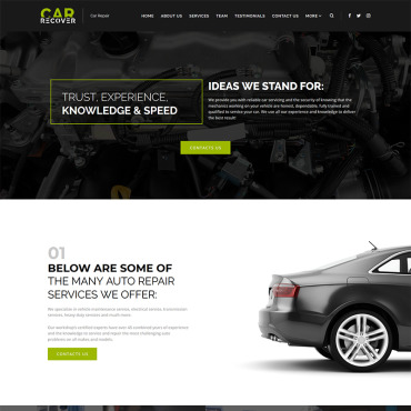 Website Template № 68322