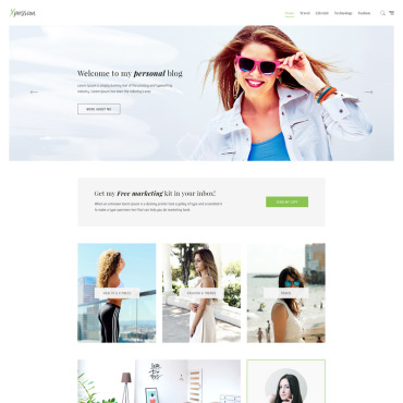 Website Template № 68324