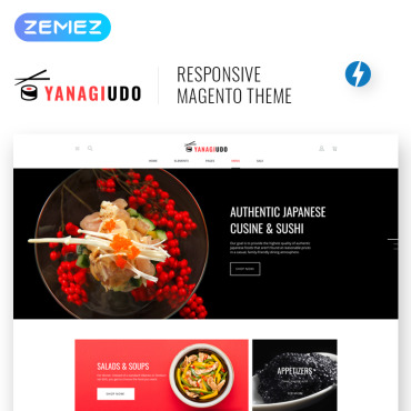 Website Template № 68325