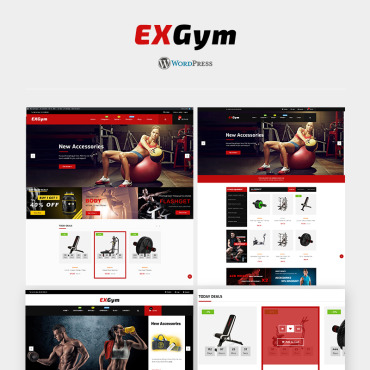 Template Turism WooCommerce #68460