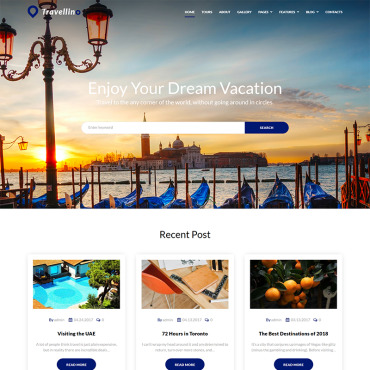 Website Template № 68464