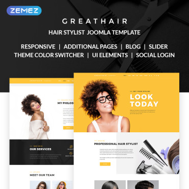 Website Template № 68467