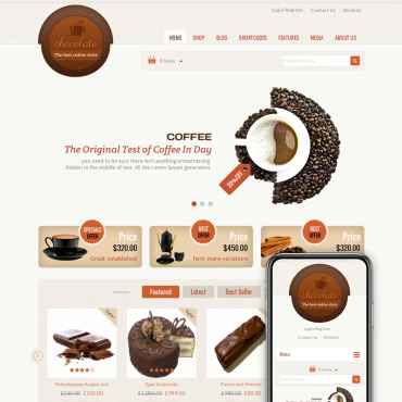 Website Template № 68498