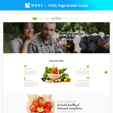 Website Template № 68507