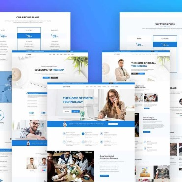 Website Template № 68512
