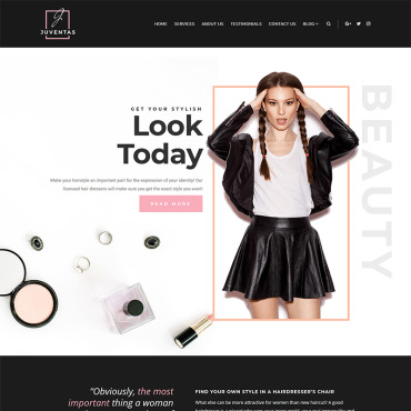 Website Template № 68513