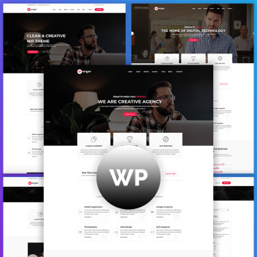 Website Template № 68533