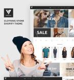 Šablona pro Shopify #68535