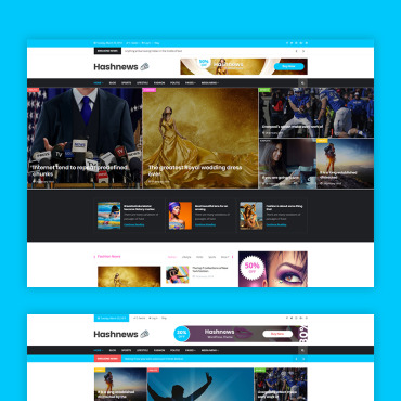 Website Template № 68567