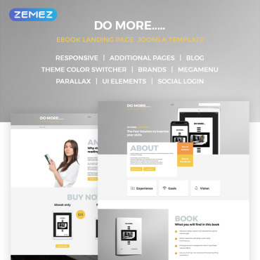 Website Template № 68668