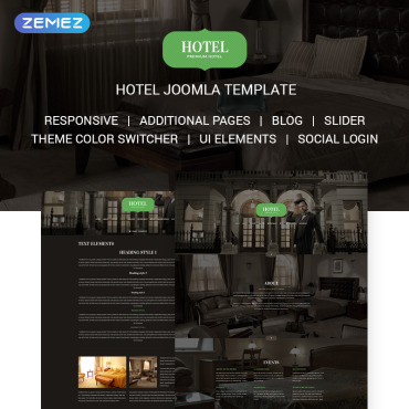 Website Template № 68718