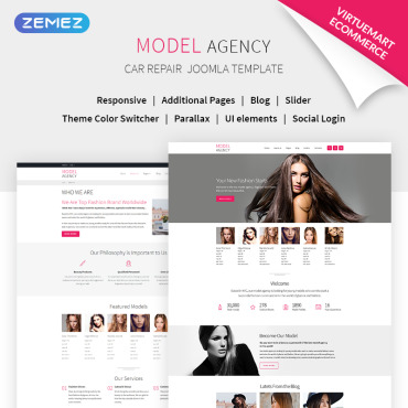 Website Template № 68721