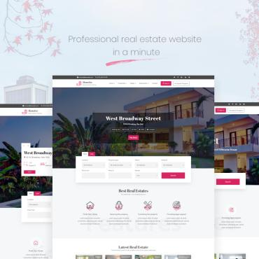 Template Imobiliare WordPress #68756